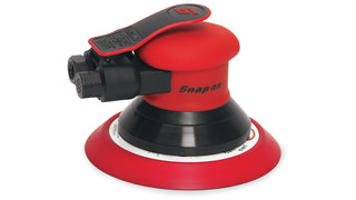 6 Orbital Low Vibration Air Sander