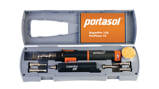 SuperPro 125: Professional Soldering Iron
