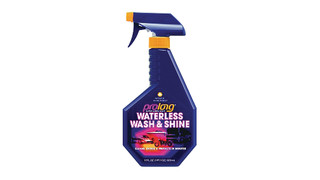 Waterless Wash & Shine