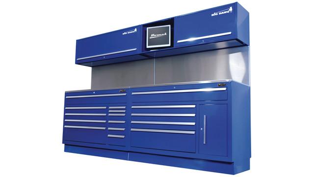 Centralized tool storage