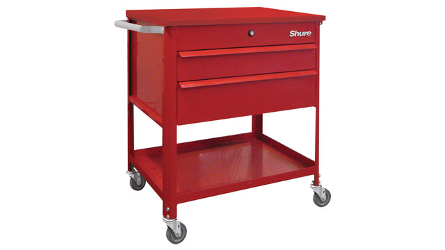 Shure Tech Select Cart
