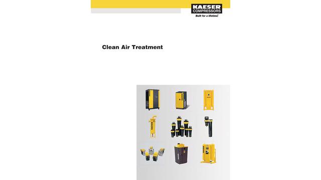 Clean Air Treatment Equipment Catalog