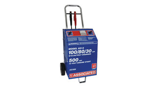 Model 6512 220V wheeled charger