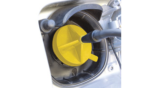 Pop-it Universal Fuel Cap Adapter