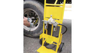 Raptor Mobile Lug Nut Station