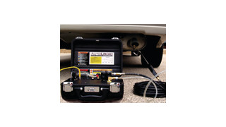 Pocket Gas and Auto Gas Portable Emission Analyzser