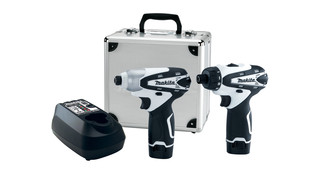 Ultra-Compact lithium-ion two-piece combo kit, No. LCT203W