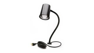 Snake-arm lamp