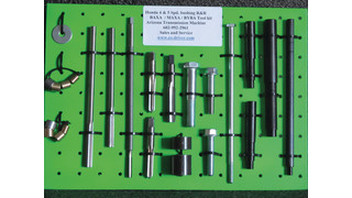 Honda Bushing R & R Tool Kit