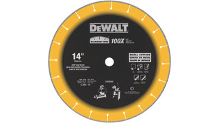 Diamond Edge Chop Saw Blade, No. DW8500