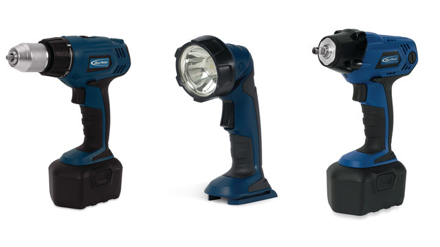 Blue-Point Cordless tool line