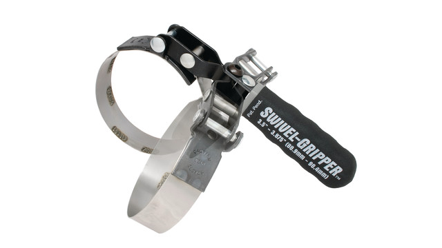 In Focus: Lisle Swivel Gripper 'No Slip' Filter Wrenches