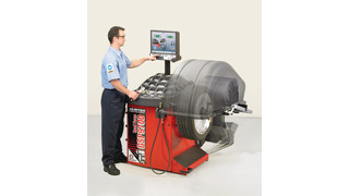 GSP9700 Road Force Measurement System