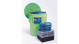 Lime Green MRO Spill Kit