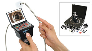 VJ-Advanced Series flexible videoscope