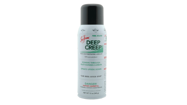Deep Creep lubricant