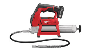 In Focus: M12 Cordless Grease Gun