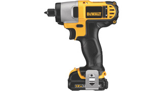 12V MAX Lithium Ion 1/4 Impact Driver, No. DCF815S2