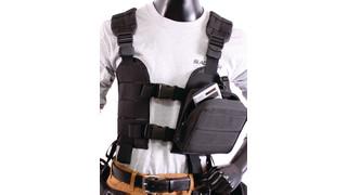 Modular Vest Carry Platform