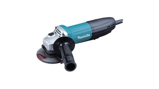 4-1/2 paddle-switch angle grinder, No. GA4534