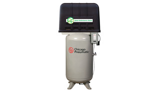 Quiet Performance Series air compressors