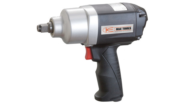 Oil-bath composite impact wrench, No. KW-19X