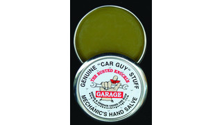 The Busted Knuckle Garage Mechanic's Lip Balm/Hand Salve