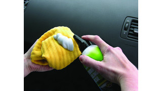 No-Touch Interior Detailing Mousse Cleaner/Protectant