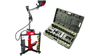 In Focus: SP Tools Mobile Hydraulic Press Kit