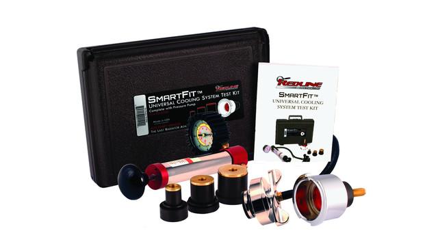 SmartFit universal radiator adaptor
