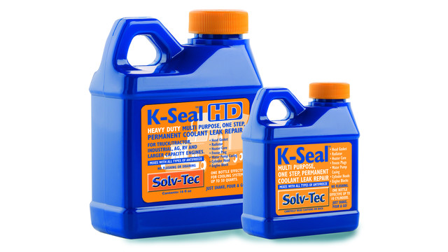Solv-Tec: K-Seal, K-Seal HD and two $250 Visa gift cards