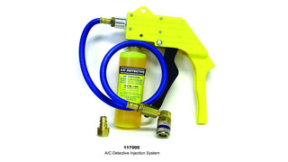 A/C Detective Injection System No. 117000