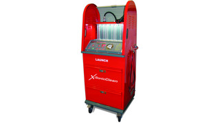 X-SonicClean injector machine