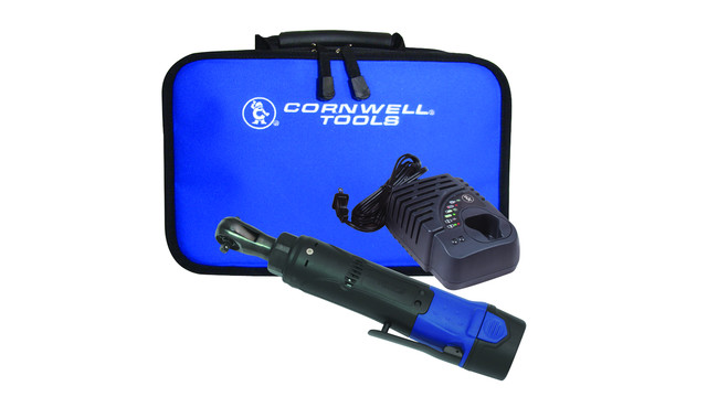 10.8V 1/4 Cordless Ratchet Kit, No. CCT108RK