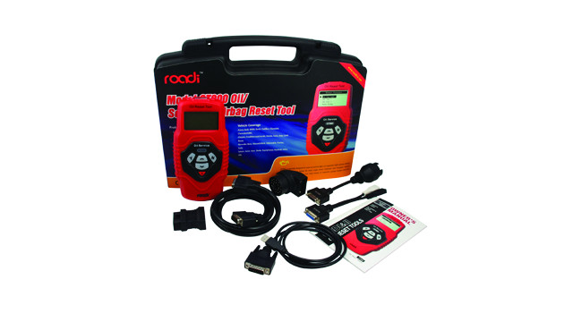 Model OT900 Oil/Service and Airbag Reset Tool
