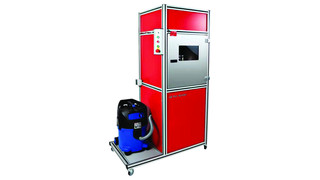 BA 5000 DPF Cleaning System