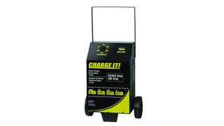 Charge It! 4725 6V/12V wheeled battery charger