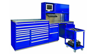 Automotive Workbench System