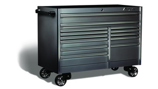 Clear Coat Series tool storage
