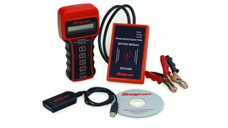 Wireless Battery System Tester, No. EECS400