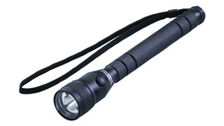 Twin Task 3AA LED flashlight