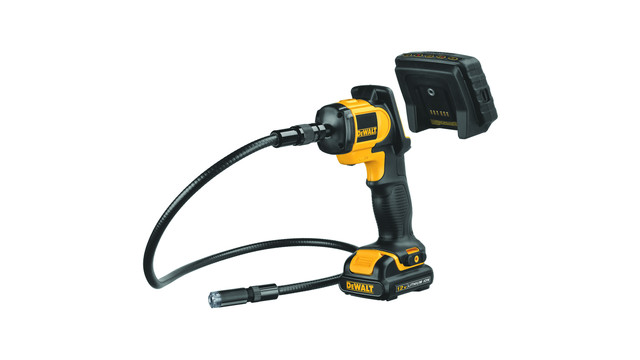 12V MAX Lithium Ion Inspection Camera, No. DCT410S1