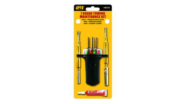 7 Round Pin Towing Maintenance Kit No. 8029
