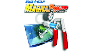 MagnaPump Windshield Repair