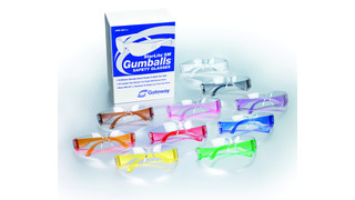 StarLite Gumballs safety eyewear