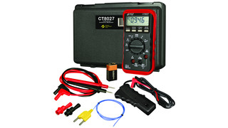 CT8027 Digital Multimeter