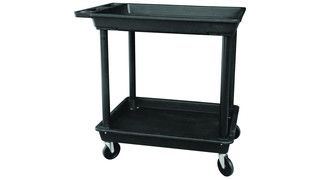 Two-Shelf Heavy Duty Monster Cart, No. MSTTC1100