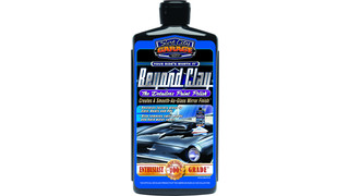 Beyond Clay liquid polish and cleaner