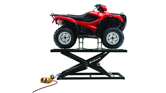 CL1750A Motorcycle/ATV/UTV lift