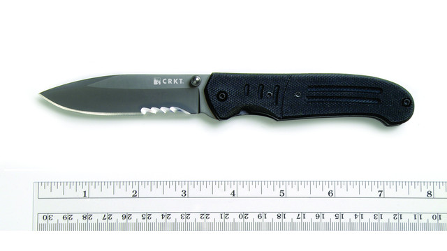 Tool Review: CRKT Ignitor knife